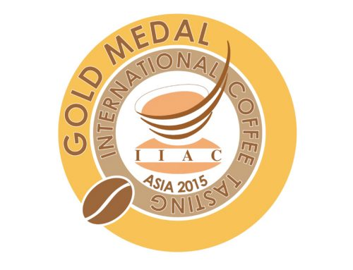 Premio International Coffee Tasting 2015 Asia