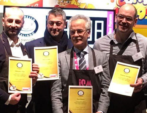 All'ISM 2017 di Colonia da protagonisti con Maxima e Enzo Bianco\EN