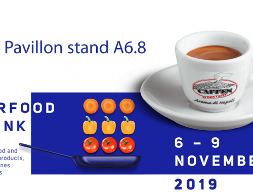 SOFIA | 6-9 novembre 2019 – INTERFOOD & DRINK 2019