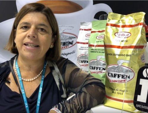 Caffen | Host Milano 2019 – I'IEI intervista Assunta Percuoco
