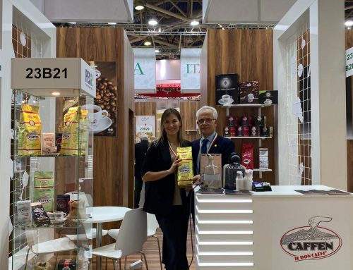 Il Don Caffè al PRODEXPO' 2020 | Mosca 10-14 febbraio 2020