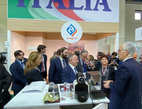 Grande successo al PRODEXPO' 2020 di Mosca.