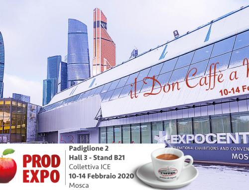 Mosca | 10-14 febbraio 2020 – PRODEXPO' 2020