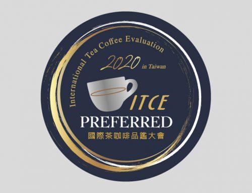 Premio ITCE 2020 – International Tea and Coffee Evaluation